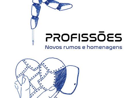 Novo livro: Profissões - Novos Rumos e Homenagens. Em pré-venda.