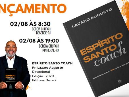 O Coach dos coachs: Desenvolva todo o seu POTENCIAL com o Espírito Santo.