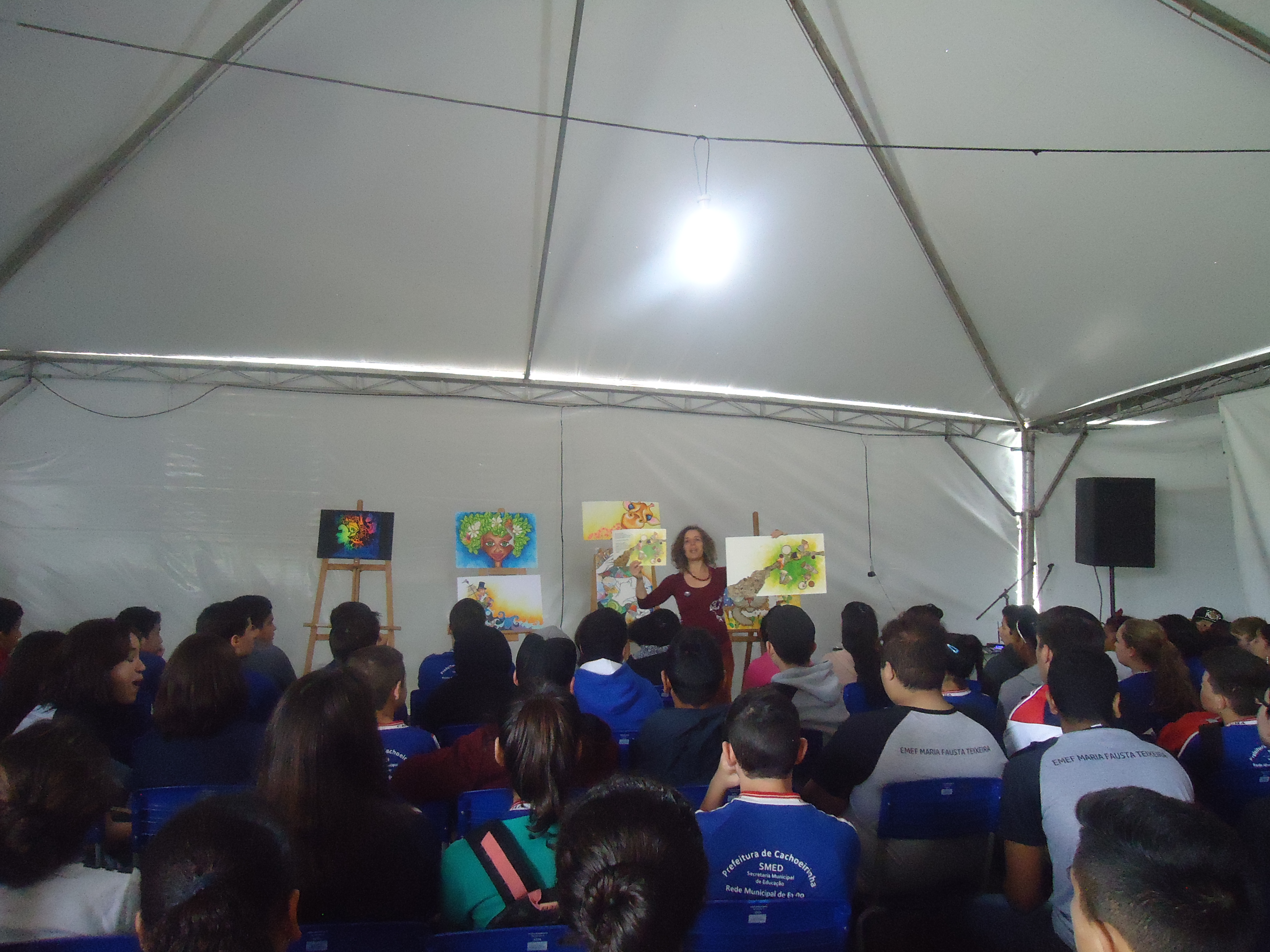 feira do Livro Cachoeirinha 2018 30