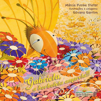 Gabriela, a Borboleta Amarela
