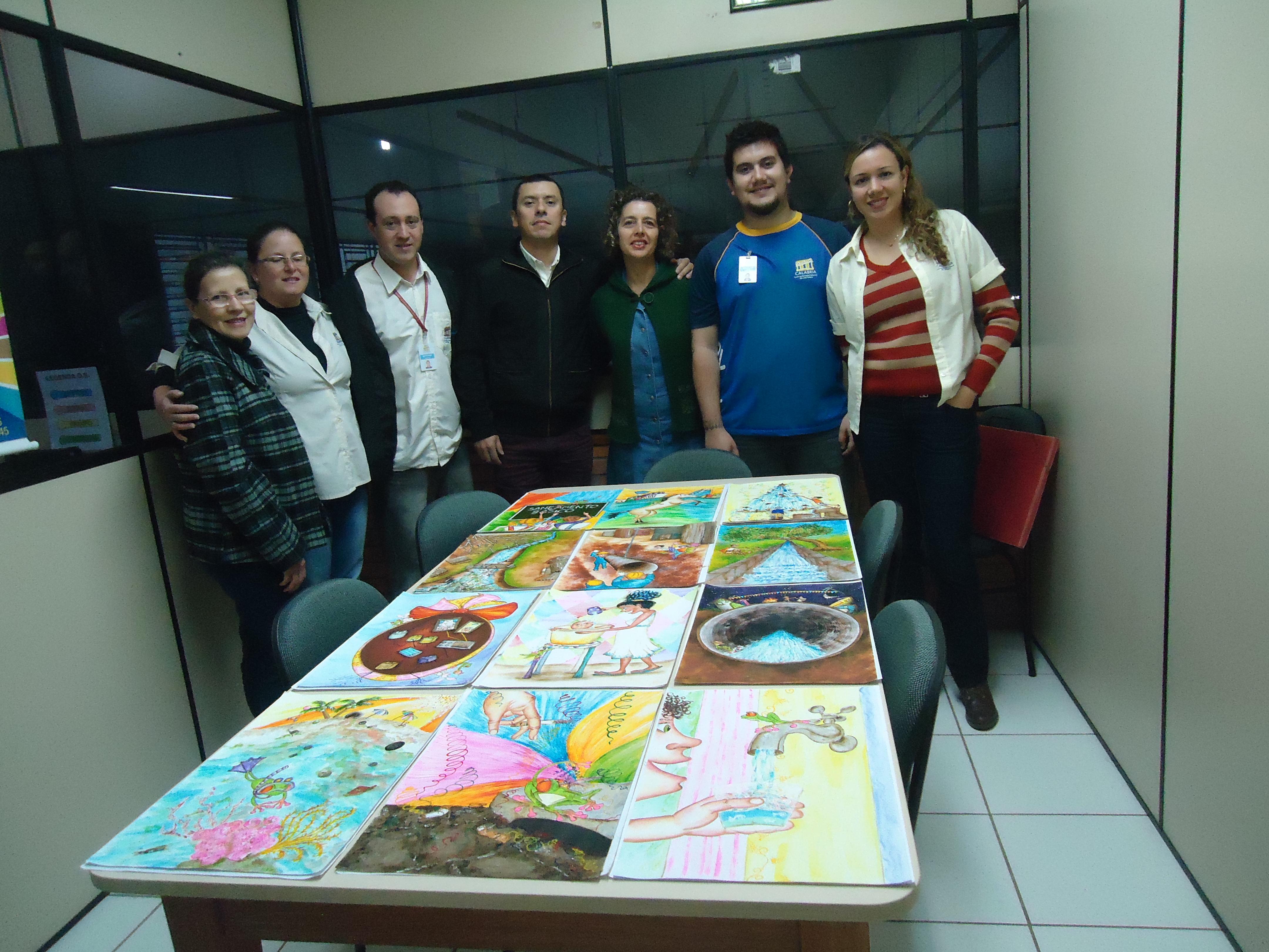Gráfica Calábria 2015