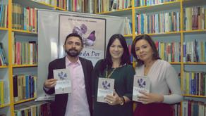 Robélyo Alves lança seu novo livro
