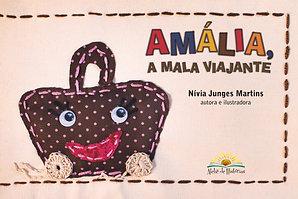 Amália, a mala viajante