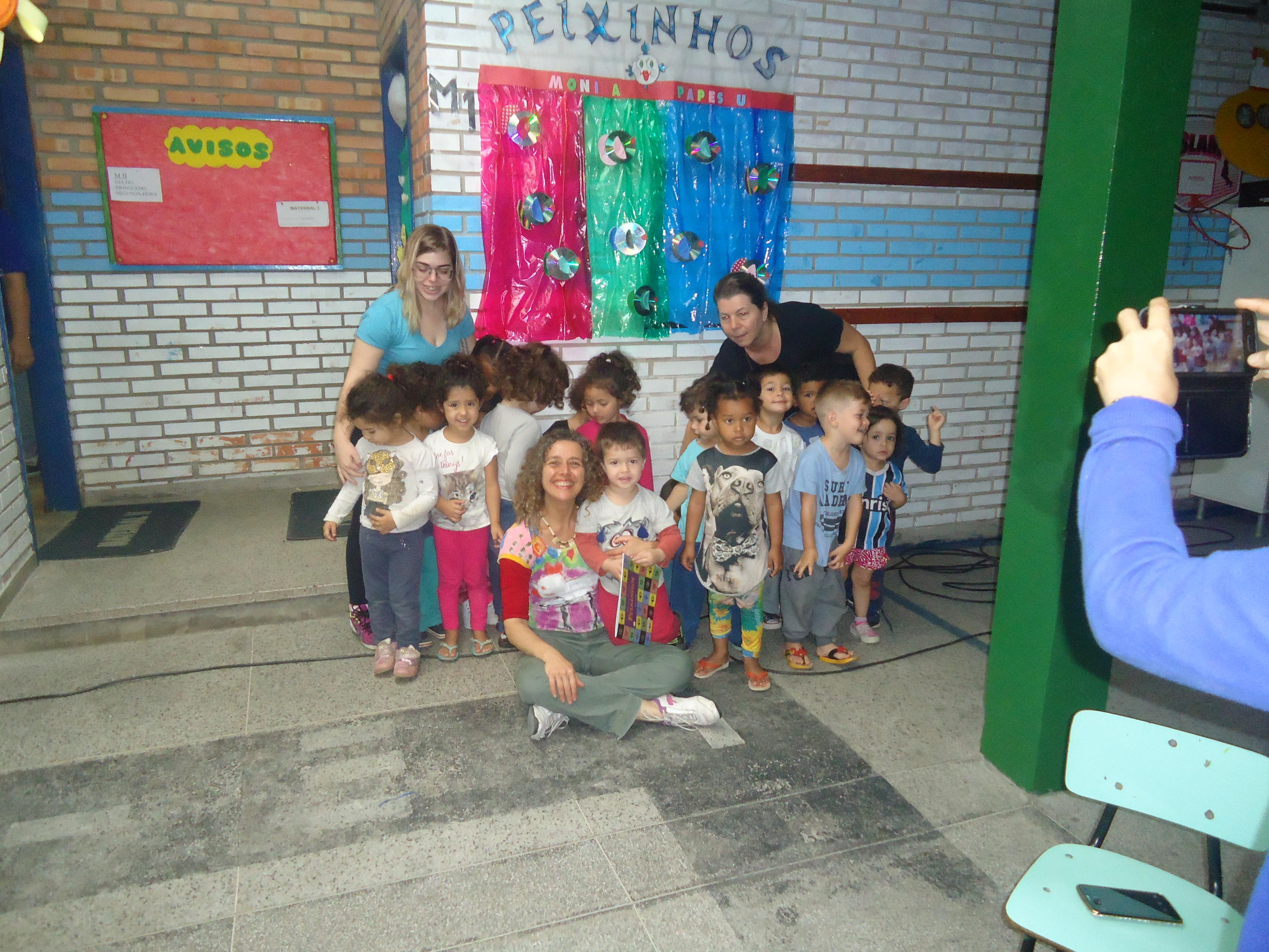 Adote um autor 2017 - Vila Elisabeth 3