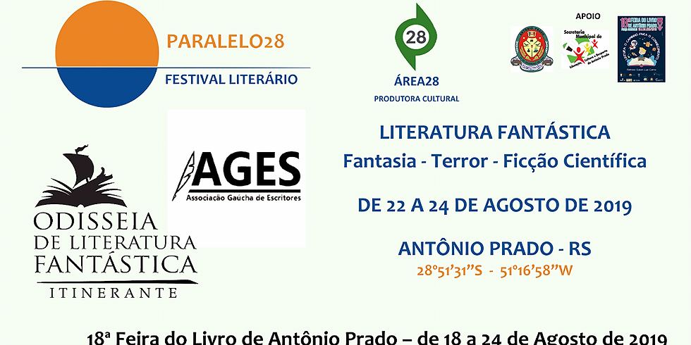 AGES no PARALELO 28