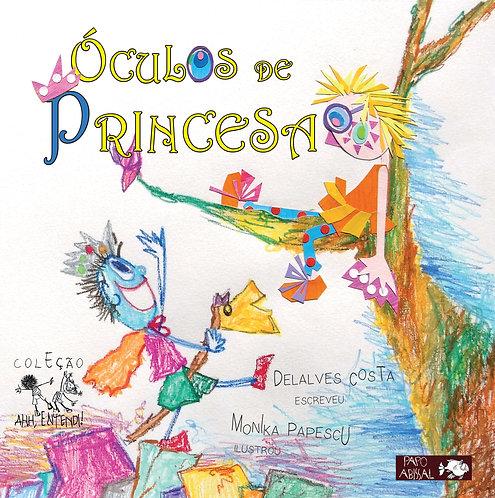 Óculos de Princesa
