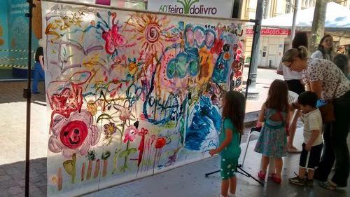 Domingo Criativo na Feira do Livro POA 2