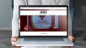 AGES lança novo site com Portal para associados