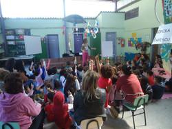 Adote escola Parque dos Maias II  2017