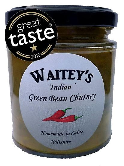 'Indian' Green Bean Chutney