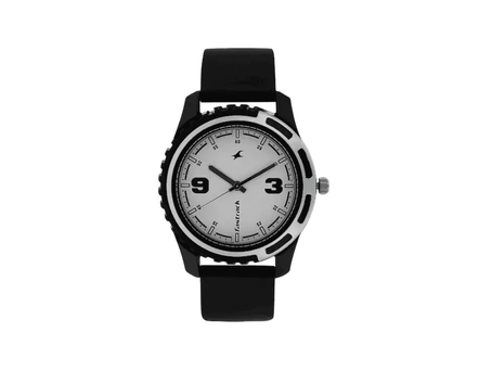 Fastrack Men's Casual Analog Watch - NJ3114PP01C Review