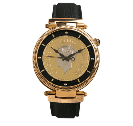 Incredible Coin Watch by Jaipur Watch Company