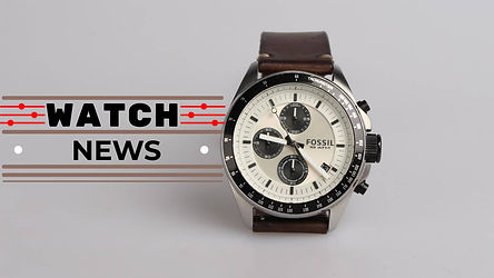 Latest news about Watches and Smartwatches - In this section, you'll get informative Watch and Smartwatch News