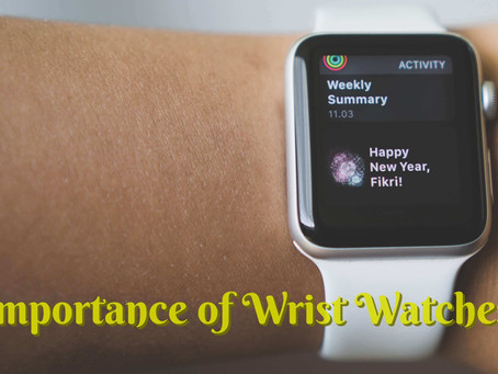Should we wear a watch even after having a smartphone?