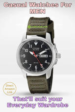 Best Casual Watches For Men for daily needs