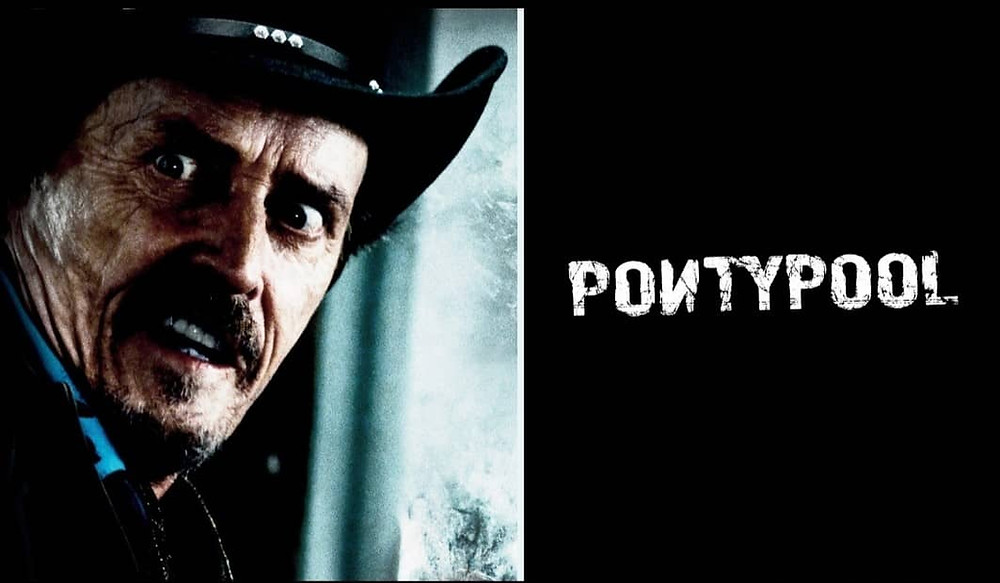 Pontypool zombie movie edit - Here, we can see Stephen McHattie Smith as the titular character of Pontypool (2008) - Grant Mazzy