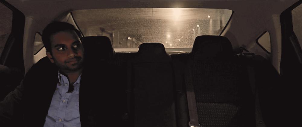 Master of None Uber Scene - Master of None Season 2 Episode 5, Aziz Ansari's Dev in Uber