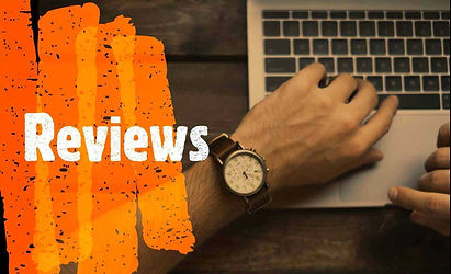 Latest Watches Reviews - Image of section where Reviews of some best watches and smartwatches are discussed.