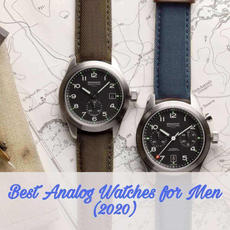 Best Analog Watches for Men - Blog post