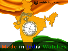 Best Made in India Watch Brands