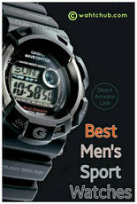 Some Amazing Sports Watches For Men