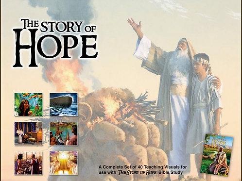 Láminas - Historia de la Esperanza