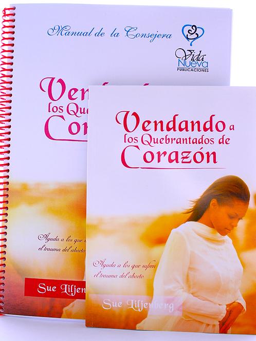 Colección Vendando a los Quebrantados de Corazón