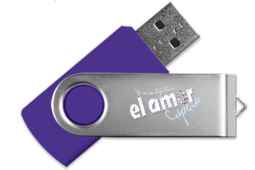 La Aventura de Esperar-USB 8GB