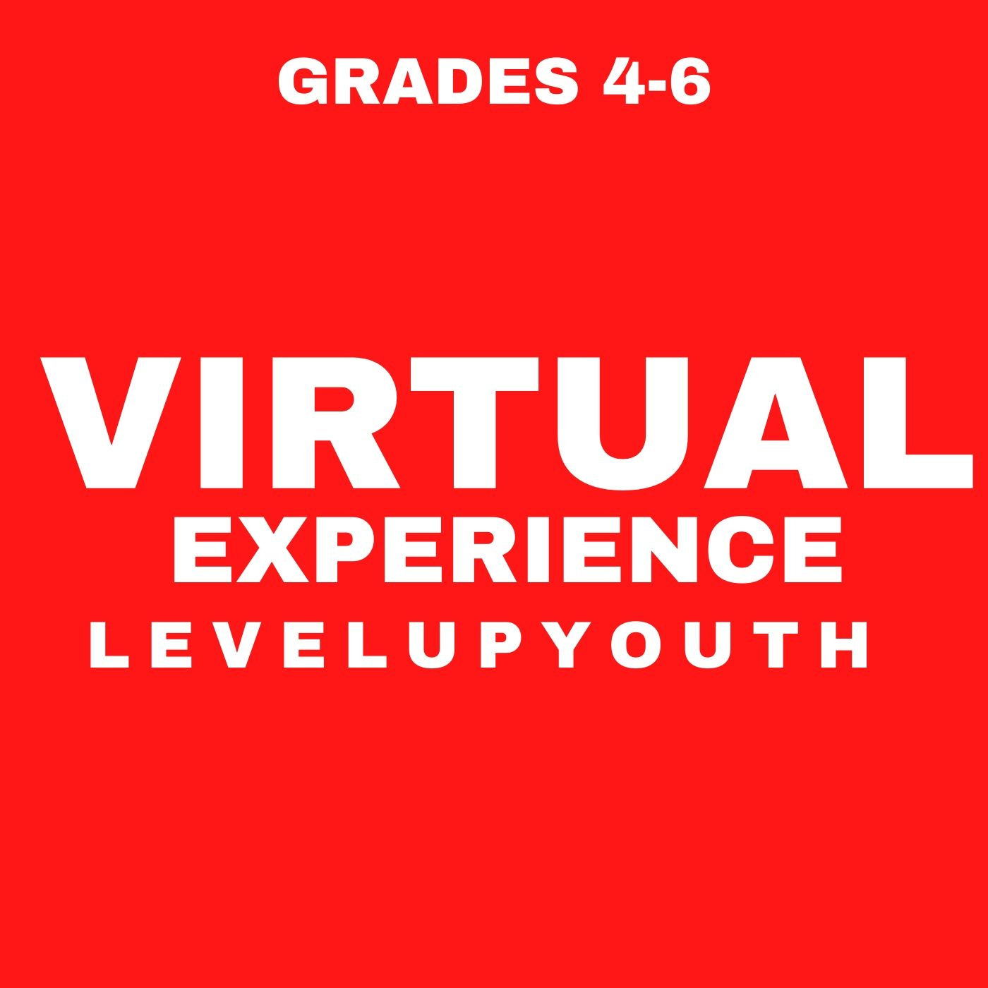 Virtual Experience /for only grades 4-6