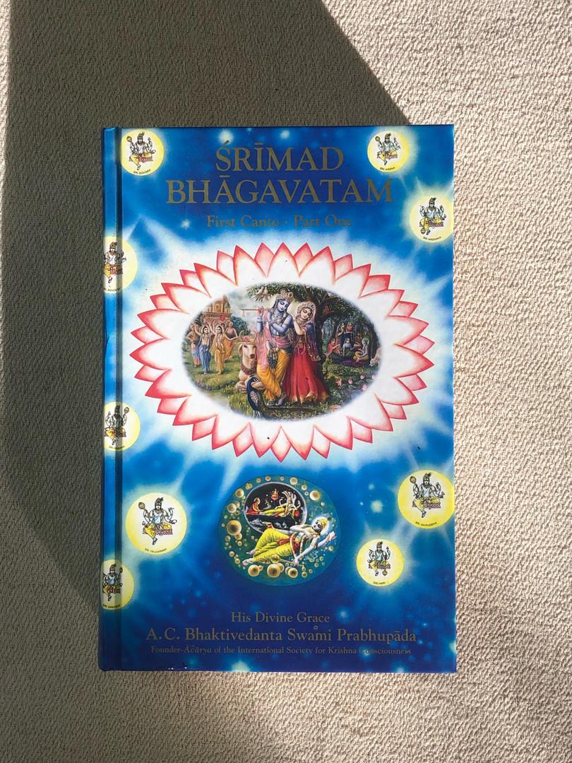 Srima Bhagavatam - First Canto