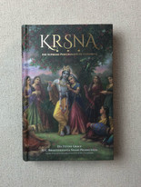 Krsna - the Supreme Personality of Godhead