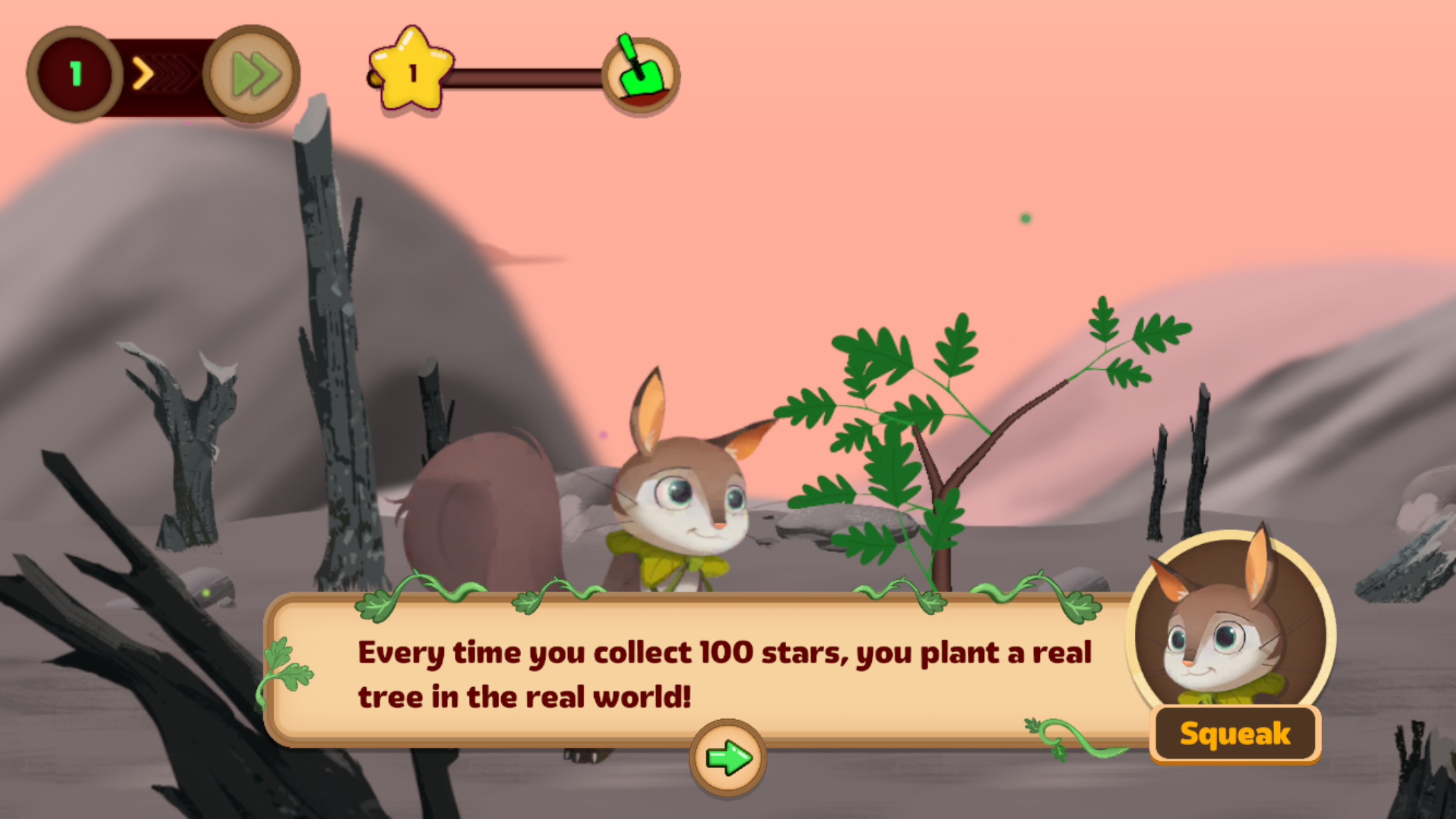Plant Real Trees