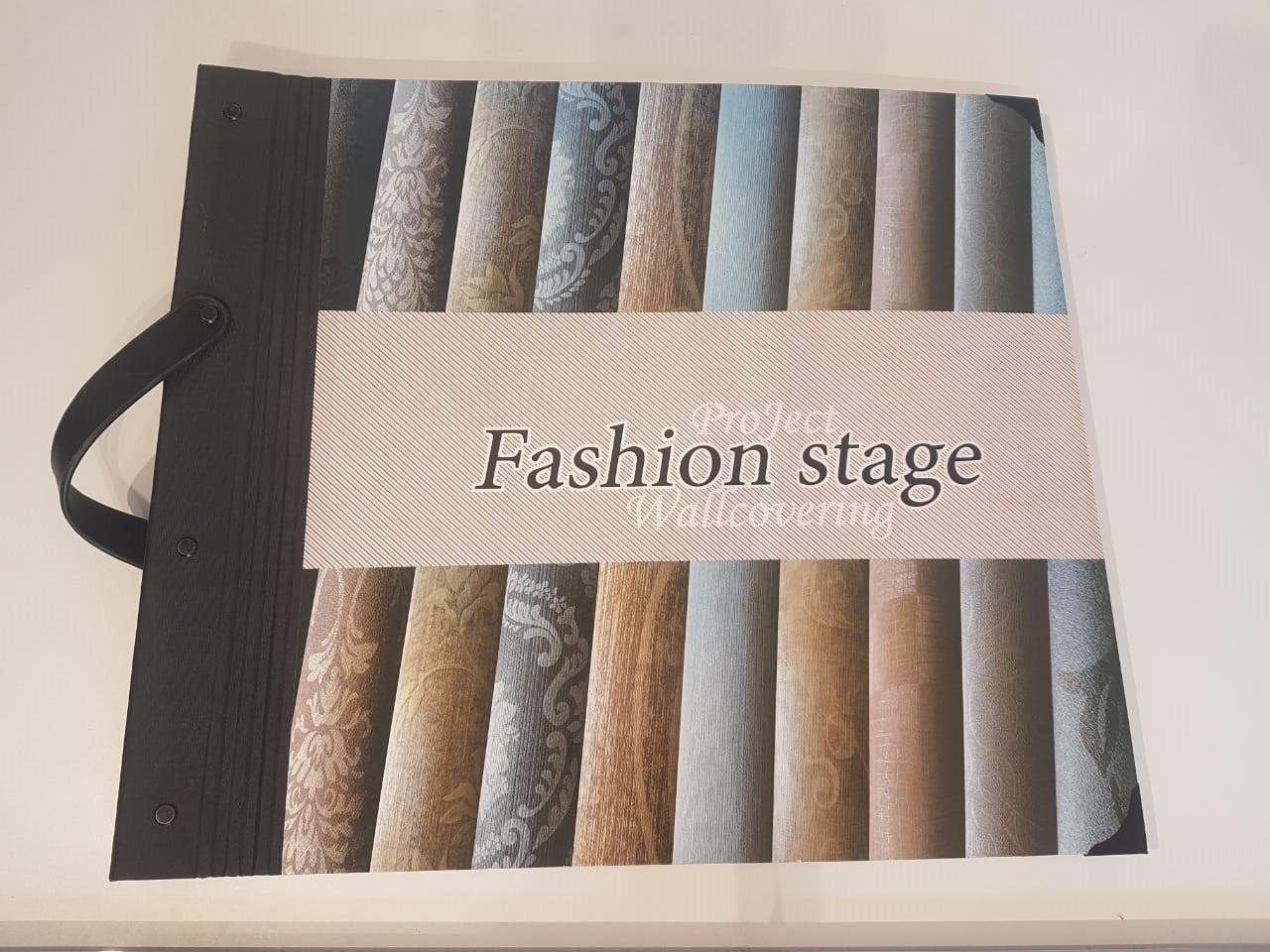 Coleção Fashion Stage
