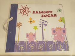 Coleção Infantil Rainbow Sugar