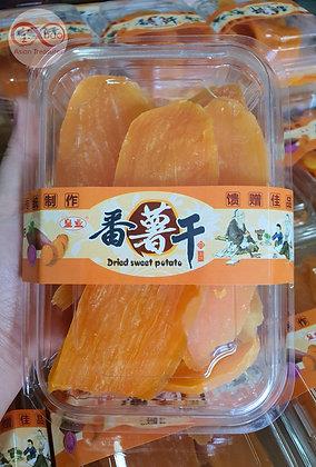Dried Sweet Potato