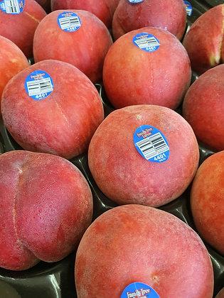 US White Peach 4s