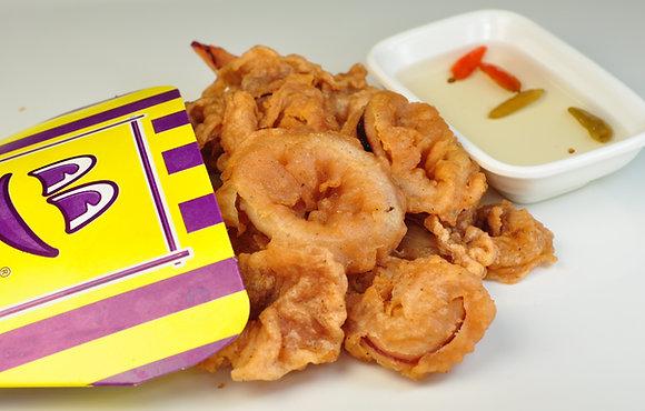 Crunchy Squid