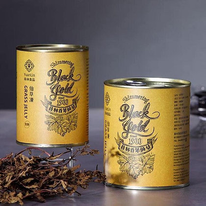 Taiwan Premium Grass Jelly (can)