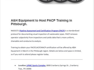 PACP in Pittsburgh