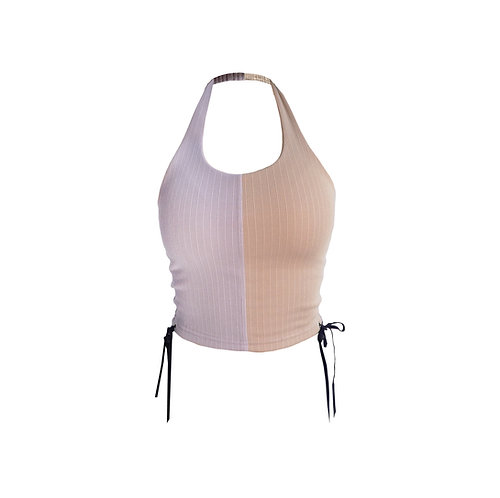 LORE HALTER TOP