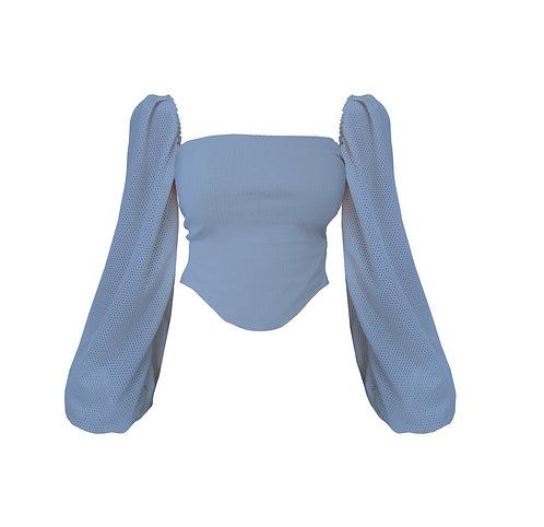 BLUE CLOUD TOP