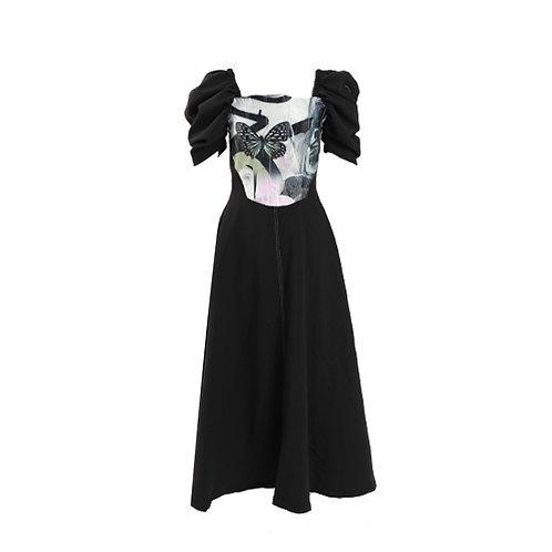 LOCALMANSION - Butterfly dress
