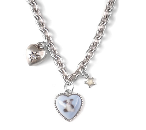 COW CHAIN NECKLACE