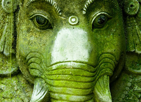 Ganesha - Remover of Obstacles ??