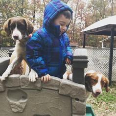 Jessie, AJ and Skyy