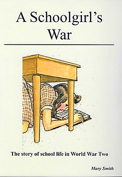 Schoolgirl's war front cover 2nd edition