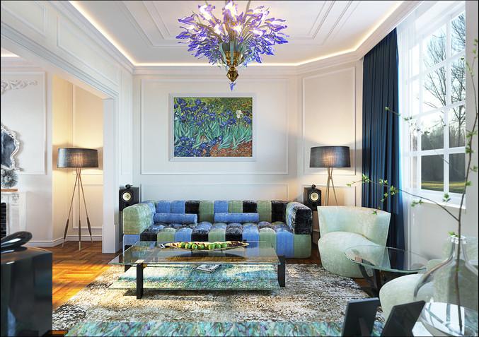 Interior Design London England