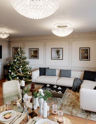 Interior design of Mariupol Ukraine