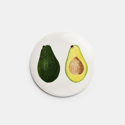 Botton Abacate
