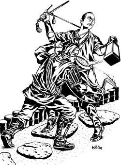 Past RPG- Ninja